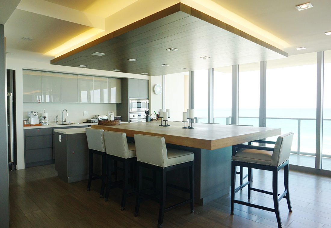 Custom Kitchens in South Florida