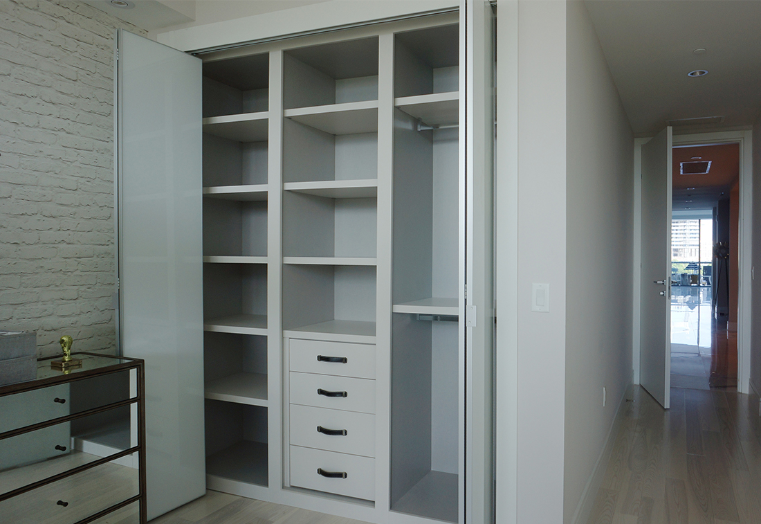 Custom Closet Storage Space In South Florida