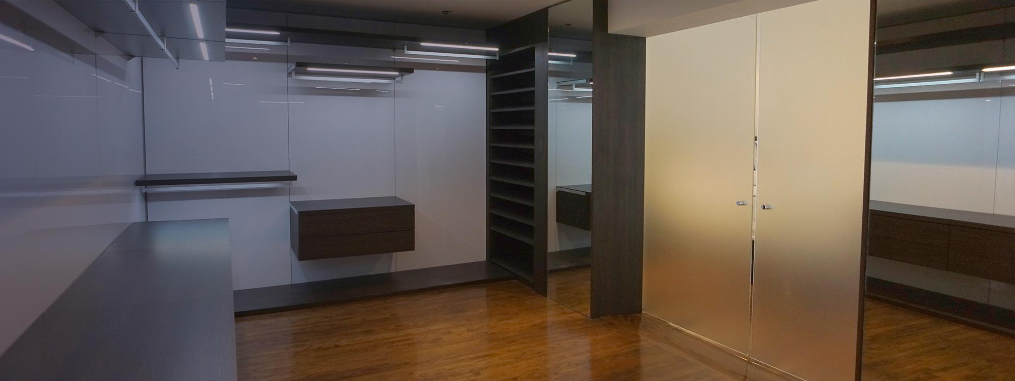 Custom Closet Storage Space in South Florida